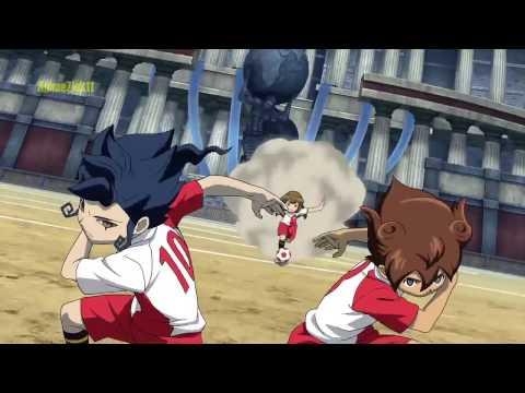Top Ten Inazuma Eleven Combination Shot Hissatsus