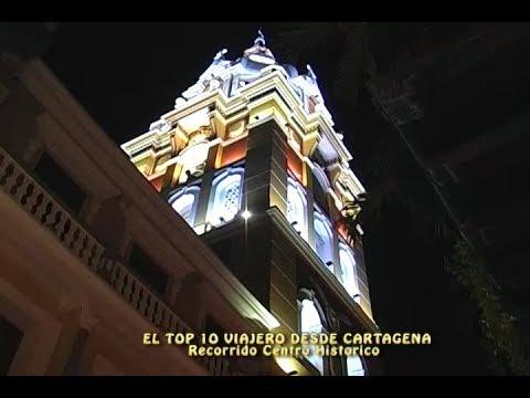 EL TOP 10 Telesangil - Cartagena - Visita del Papa. Parte 17