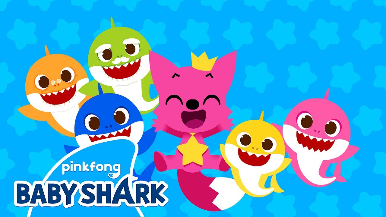 Let's Dance with Pinkfong Baby Shark! | Baby Shark StoryTime Theater | Baby Shark Official