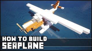 ► Minecraft : How to Make - Plane