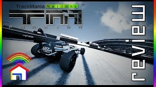 Trackmania Nations Forever review - ColourShed