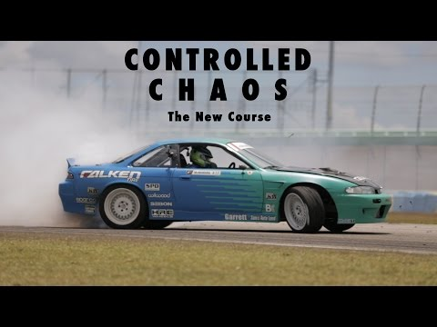 Figuring Out New Drift Courses - Controlled Chaos Formula D Miami Episode 3