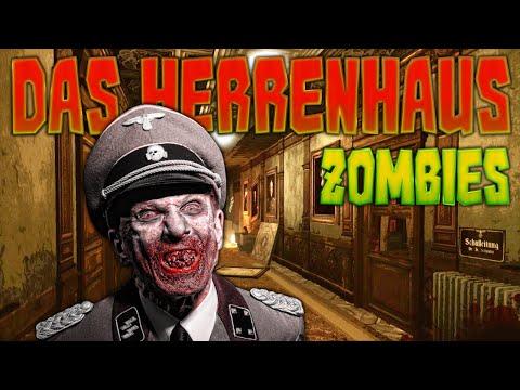 DAS HERRENHAUS ZOMBIES  ★ Call of Duty Zombies Mod