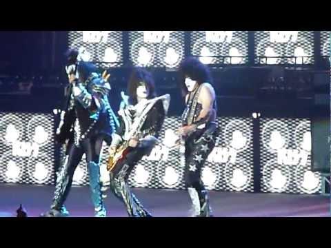 Kiss - Detroit Rock City (live in Porto Alegre/RS - Brazil) HD