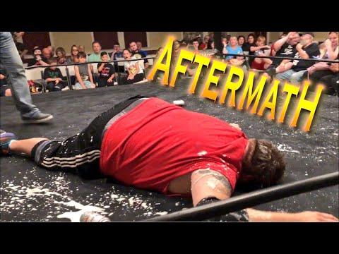MORE FOOTAGE - AFTERMATH REACTIONS - GTS VS SWF REAL LIFE ROSTER BRAWL