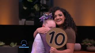 An Incredible Performance from the Inspiring Averie Mitchel
