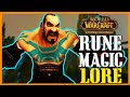 Rune Magic - WoW Lore