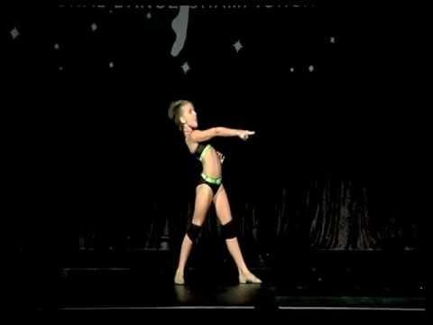 """Talia Munro """"RAISE YOUR HANDS"""" Showcase Qld 2012"""