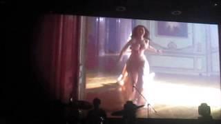 Natalia Oreiro - Минск 14.12.2014 - клип