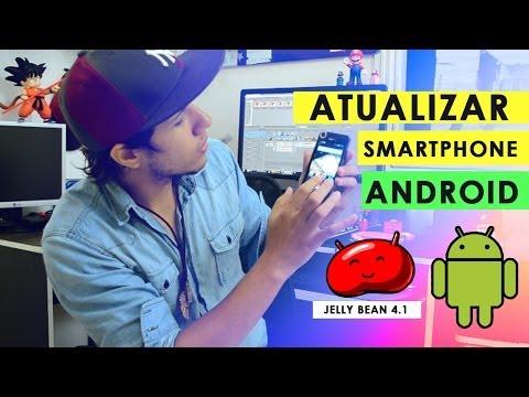 Como atualizar seu Smartphone Android - (Galaxy S2 Lite) para 4.1 Jelly Bean