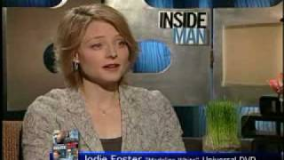 Inside Man Jodie Foster interview