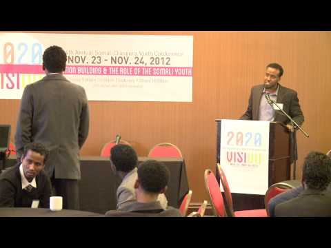 The 4th Annual Somali Diaspora Youth (SDY) Conference