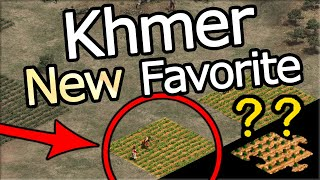 My NEW Favorite Civ is Khmer!