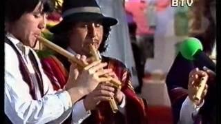 Amores hallaras (San Juanito) Nr.01 de 11, Grupos:  Kaluyo y Los Corazas, TV-Suiza-1987 (Mark Haedo)