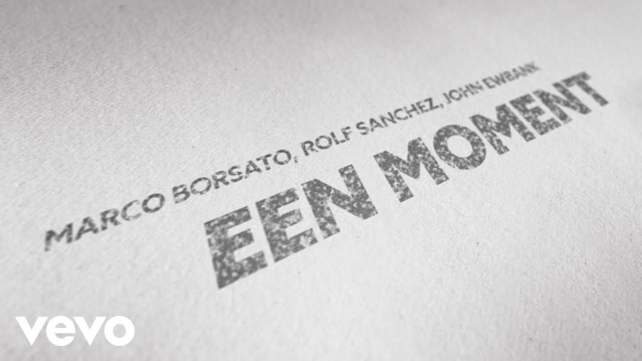 Marco Borsato is met 'Een Moment' deze week de nieuwe Alarmschijf