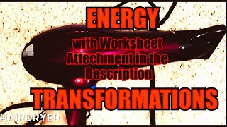 Science for Kids: Energy Transformations Video
