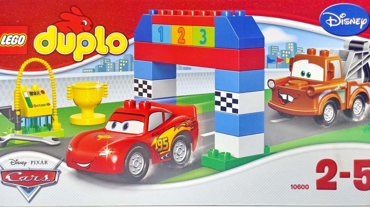 Cars Lightning Mcqueen And Mater Disney Pixar Cars Classic Race
