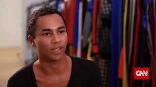 Fashion Season: Rihanna inspires rising designer Olivier Rousteing
