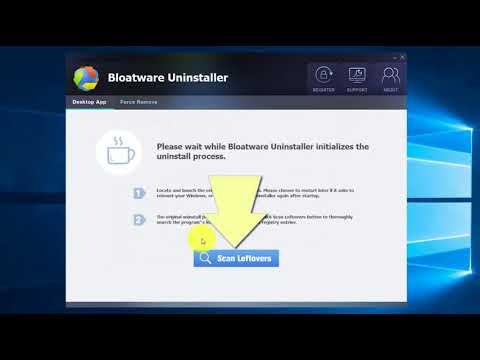 Uninstall GoToMyPC Quickly with Bloatware Uninstaller