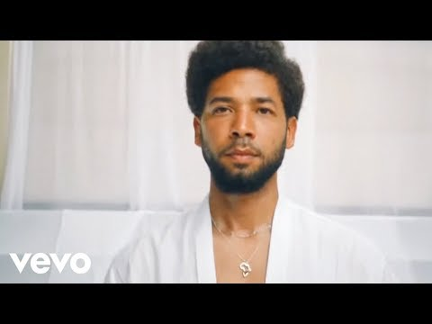 Смотреть клип Jussie Smollett - Hurt People