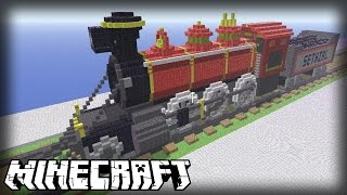 Minecraft - BUILD BATTLE - O Trem da Alegria!