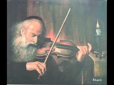 הזקן והכינור אבי בן ישראלavi ben israel