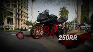 Cinematic Bike : Cbr 250RR