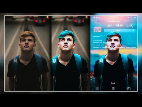 HDR EFFECTS + LATEST CB Photo Editing in Photoshop - VIRAL Tutorial thumbnail