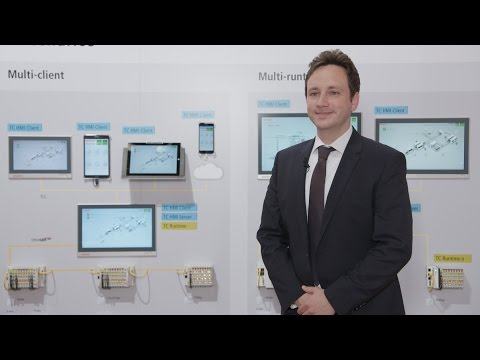 Hannover Messe 2016, Day 1: Beckhoff Trade Show TV