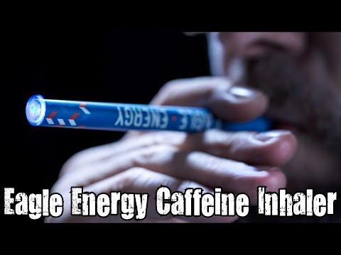 Eagle Energy (Caffeine Inhaler) - WE Shorts
