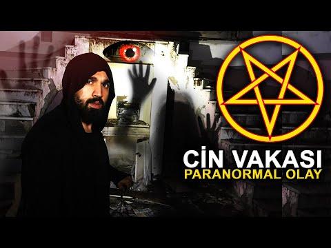 Terkedilmiş Eğlence Parkında CİN VAKASI  - Paranormal Olaylar