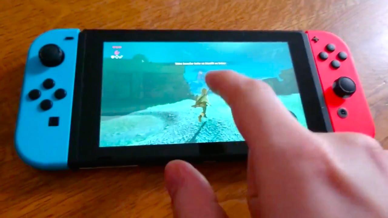 Nintendo Switch Broken Youtube