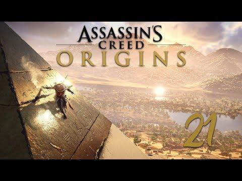 "Assassin's Creed Origins (Xbox One X) | En Español | Capítulo 21 ""Aya: espada de la diosa"""