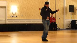 This Years Love Line Dance by Will Craig Demo @ Showdown 2016