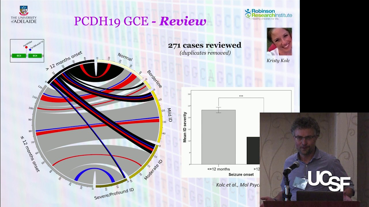 Separating Wheat from Chaff in PCDH19 GCE