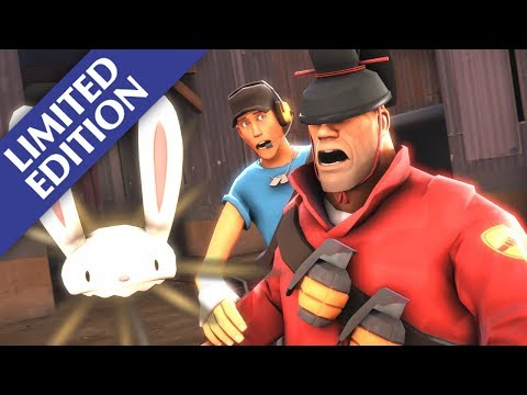 [TF2] LIMITED EDITION ITEMS!
