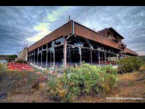 Exploring with Jake : Abandoned Dog track
