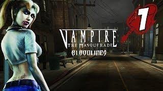 Let's Play Vampire The Masquerade: Bloodlines #1 - Malkavian Ninja - Female Malkavian Gameplay PC HD