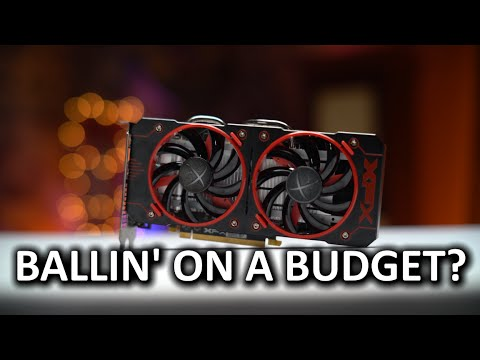 What the f*** is wrong with GPU pricing? - XFX RX 460 Review
