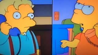 Coriolis Effect Simpsons
