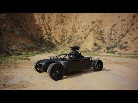 The Mill Blackbird Transformable Car Rig