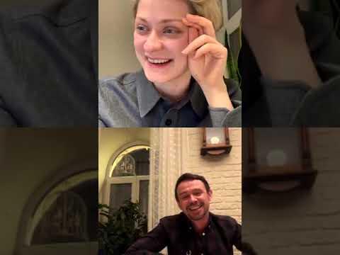 Наталья Брянцева (AVGVST) - Интервью с Андреем Лысиковым (Дельфином) (декабрь 2019)