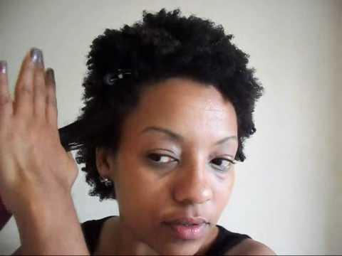 Cura Dei Capelli Lunghi Permanente Afro