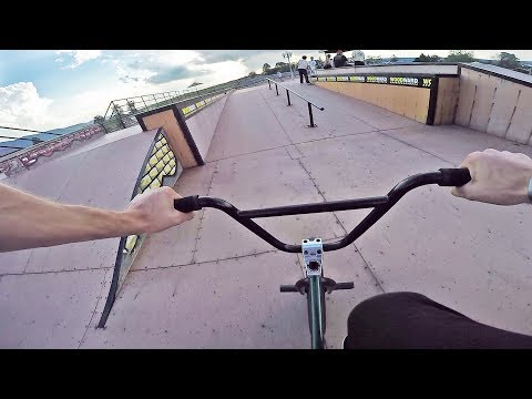 GoPro BMX - Woodward East