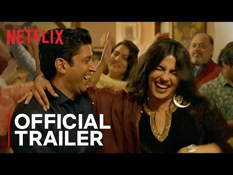 The Sky Is Pink | Official Trailer | Priyanka Chopra | Farhan Akhtar | Zaira Wasim | Netflix India