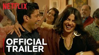 The Sky Is Pink | Official Trailer | Priyanka Chopra | Farhan Akhtar | Zaira Wasim | Netflix India
