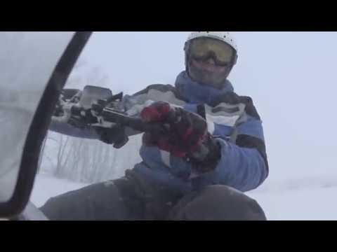 Катаюсь на BRP Ski-doo Skandic 600 Etec