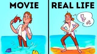 14 Survival Movie Myths Debunked