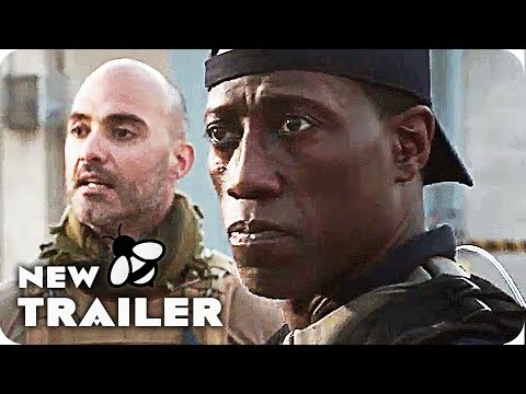 ARMED RESPONSE  2017 Wesley Snipes Movie