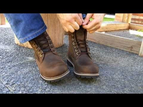 TIMBERLAND Earthkeepers 5069A Richmont Black